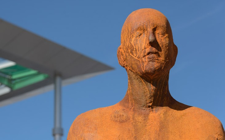 Antony Gormley – «Another Time»